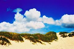 Beach (megalithicmatt) Tags: beach xpro canonet e100vs clachtoll