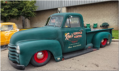 1953 Chevy Pickup (Mark O'Grady\MOSpeed Images) Tags: chevrolet car truck automobile gm pickup center chevy transportation service rons generalmotors goodguys automotivephotography automobilephotography