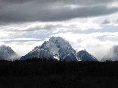 Mount Moran (skjoiner) Tags: mountains wyoming mountmoran grandtetons nationalparks grandtetonnationalpark vacation2012