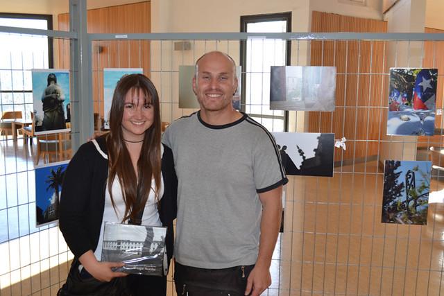 Isabel Román segundo lugar