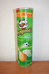 Pringoooals sour cream & onion
