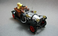 Chitty Chitty Bang Bang (Sir Nadroj) Tags: robert car race vintage flying child antique dick racing musical richard 1968 van catcher dyke bang sherman chitty vulgaria