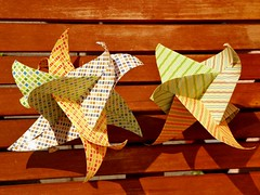 Stabile and Simple Planar 3-fold (Aneta_a) Tags: origami planar modularorigami tetrahedralsymmetry lukasheva ekaterinalukasheva
