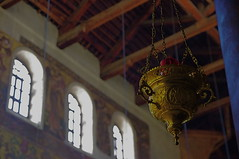 The lamp in Church of the Nativity (tttske_C) Tags: lamp bethlehem churchofthenativity  palestine