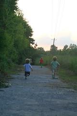 Lightening Bug Walk (Jason McCay) Tags: colin eli walk may bugs walker lightening josiah 2012 fireflies