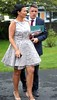 The wedding of Irish footballer Glenn Whelan to Karen Byrne held at St. Philomena's Church in Palmerstown Dublin, Ireland
