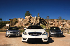 Mercedes-Benz C63 AMG (Coconut Photography) Tags: australia perth mercedesbenz western cottesloe amg c63