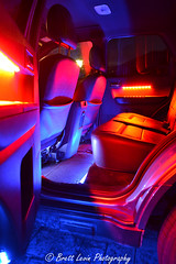 Back Seat Interior Lighting
