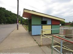 Metro Transit Bus Stop (TheTransitCamera) Tags: street saint minnesota st paul south concord mn blvd