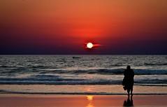 Good night . . . IMG_2786B&W-3 (Swaranjeet) Tags: sunset sea india nature water canon landscape is photos sunsets 7d indie thane mumbai 70200 f28 ef 2012 singh sjs eoe hindustan apsc swaran eos7d sjsphotography canonef70200f28lisiiusm swaranjeet swaranjeetsingh swaranjeetphotography sjsvision bharatvarsh