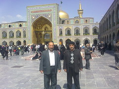 20120210075 (majidcha) Tags: reza mashhad  emam    ziyarat