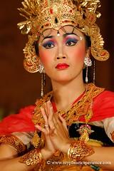 Legong Dance & Ramayana - Ubud Palace, Bali, Indonesia