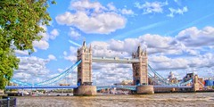 The Number One (leszee) Tags: uk bridge tower thames towerbridge river one high dynamic suspension number drawbridge imaging range riverthames hdr highdynamicrange toweroflondon thamesriver hdri cityoflondon the towerbridgeroad bascule highdynamicrangeimaging thenumberone a100towerbridgeroad