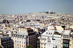 View over Paris (Paris in Four Months) Tags: paris france rooftop view rooftops sacrcoeur 75004 sacrcur 4tharrondissement
