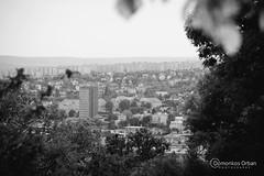 (ODPictures Art Studio LTD - Hungary) Tags: life city urban canon eos panel budapest 85mm scape magyar 2012 hungarian magyarország citadella fekete fehér lakótelep 60d orbandomonkoshu