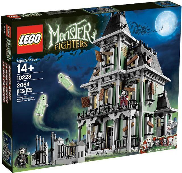 樂高10228 Haunted House 鬼屋