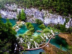 Agua que vas y que vienes (Jesus_l) Tags: agua europa croacia parquesnaturales jesusl parquenacionalplitvice