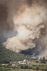 Costa Brava on fire (Solomulala | mostly weekends ;-( !) Tags: fire smoke fuego humo incendio 2014 palamós 16marzo vallllobrega solomulala murielcdejong 16032014
