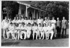 1978 v West Farliegh (lintonparkcricket) Tags: jack team dick martinm