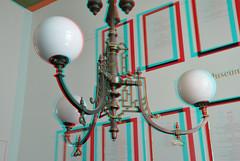 Hanging Lamp Teylersmuseum 3D