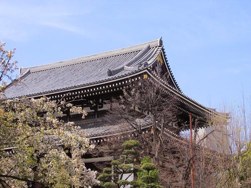 Temple, Tokyo, Japon