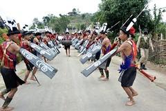 Moatsu Festival (temjen_longchar) Tags: travel festival nikon tribal nagaland northeastindia mokokchung aotribe moatsu