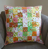 Briar Rose Patchwork Pillow (alidiza) Tags: patchwork briarrose heatherross