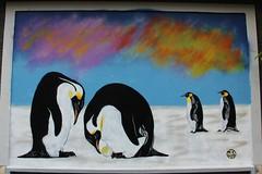Mosko_3259 avenue du Président Wilson Montreuil (meuh1246) Tags: streetart animaux oiseau montreuil manchot pingouin mosko moskoetassociés avenueduprésidentwilson festivalmontreuilstreetart