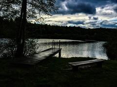 The Party Is Over (Gerd Kozik) Tags: lake fall nature water dark evening darkness deep lakeconstance southerngermany gttingen guettingen yarinasanth gerdkozik