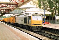 60046 (R~P~M) Tags: uk greatbritain england train diesel unitedkingdom buckinghamshire railway locomotive aylesbury bucks 60 ews