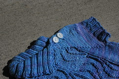 Snow Princess Tunic 15 (peridragon) Tags: knitting gradient ravelry gradiance snowprincesstunic