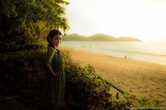 Afternoon light (yusof majid) Tags: people paradise island day love seascape ocean life water bay shore sea likeget happy smile sunset sun girl sand beach beacheslandscapes