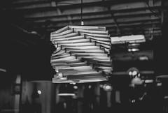 I Love Lamp (pooshda) Tags: wood light blackandwhite bw lamp monochrome zeiss vintage dark blackwhite soft shadows flat antique michigan sony illumination monochromatic retro 55mm grandrapids alpha fixture pendant midcentury lowcontrast crushedblacks a7rii