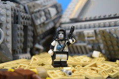 JediHunter (molegode_official) Tags: starwars lego brickarms gibrick