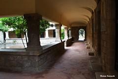 (Eleanna Kounoupa) Tags: architecture mediterranean greece monastery rodos stoa traditionalarchitecture    filerimos dodecaneseislands