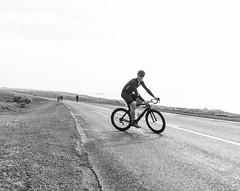 WOW Cyclothon (Gumundur Rbert) Tags: sunset sea mountain mountains bike bicycle race wow iceland sony rolf biking cube around prima a7 sland icelandic 2016 2870mm a7ii reihjl hjlreiar cyclothon