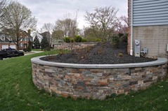 RETAINING WALLS IN COLORADO (lawnpros) Tags: landscape retainingwall lawnpros