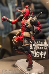 20160625_HRT-2 (とほ。) Tags: toy actionfigure model hobby figure 玩具 kaiyodo 趣味 模型 フィギュア 海洋堂 revoltech リボルテック ホビー トイ アクションフィギュア