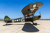 USAAF Piper L-4J Grasshopper 'In Honor of the Miss Me!?' 44-80669/EC-AJY '54-G' (Hugh Dodson) Tags: natotigermeet openhouse spanishaf zaragozaab usaaf piperl4j j3c65d grasshopper inhonorofthemissme 4480669 ecajy 54g fundacioninfantedeorleans