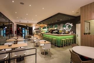 9 Cafeteria El Taller