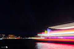 Some photobombs aren't horrendous   Vivid Sydney (arnimangoes) Tags: longexposure landscape lights nikon sydney soh sydneyoperahouse lighttrail d7100 vividsydney