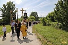 A cross procession from the village of Nikolskoe to the village of Adamovka / Крестный ход из Никольского в Адамовку (47)