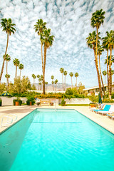 Parker Palm Springs (Thomas Hawk) Tags: california usa pool clouds america hotel unitedstates desert unitedstatesofamerica palmsprings swimmingpool parker palmdesert riversidecounty fav10 parkerpalmsprings fav25