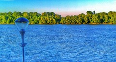 20160426_190351-01 (Babyface_83) Tags: blue nature water river landscape duna danube mobilephoto mobilephrography