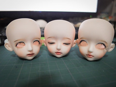 Makeup ( Saria) Tags: bjd hani uri customhouse aidolls aiange sleepinghani