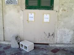 Gozo Closed PO Triq Il Republika Rabat (Bridgemarker Tim) Tags: abandoned victoria rabat gozo
