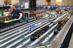 BW_16_Penn-Tex_031 (SavaTheAggie) Tags: pennlug tbrr pentex texas brick railroad train trains layout steam engine locomotive locomotives display yard city