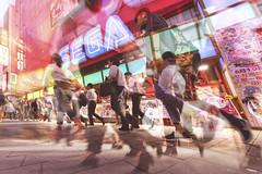 SEGA (ajpscs) Tags: nightphotography japan night japanese lights tokyo nikon nightshot citylights d750 sega ikebukuro  nippon  nightview afterdark hikari  urbannight timepasses tokyonight  ajpscs tokyoinsomnia dayfadesandnightcomesalive
