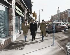 truman walking maple (indepsquare) Tags: harry truman independence missouri mo square maple lexington walk walking classic president