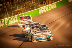 DSC_5956 (Oskaloosa News) Tags: world camping chevrolet car sport june racecar truck outdoor weekend wide iowa racing jordan anderson chevy nascar vehicle opening trucks autoracing 18 silverado speedway 2016 famouslyhot